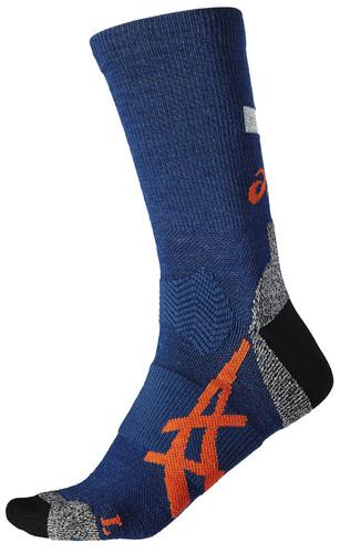 calcetín running asics